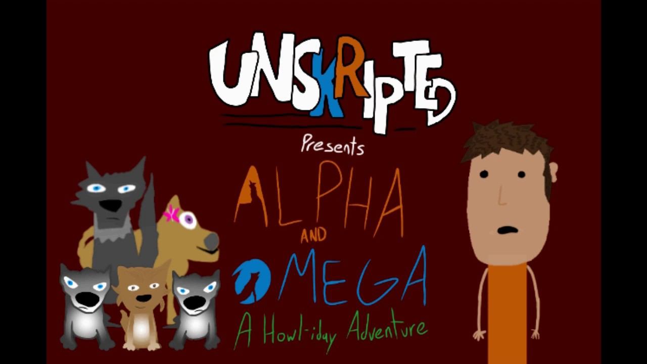 Download Unskripted - Alpha and Omega 2: A Howl-iday Adventure