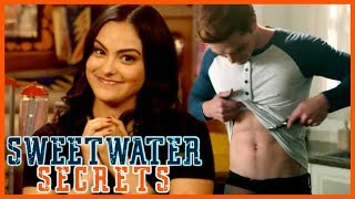 'Riverdale' 2 Truths & A Lie w/ Camila Mendes: Is She Allergic To KJs Cologne?   Sweetwater Secrets