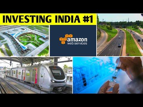 Investing India #1- Amazon to invest 20761 cr, Oneplus in hyderabad, bharat biotech, jewar airport |