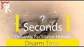 Holster Torture Tests: DeSantis Facilitator Holster