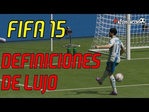 FIFA 15 Trucos y Tips / Definiciones de Lujo / Tiros Eiales