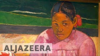 France: Paul Gauguin exhibition draws charges of colonialism