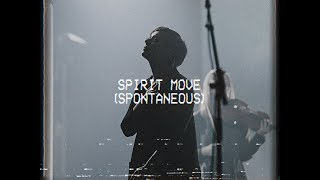 Spirit Move (Spontaneous) - Kalley Heiligenthal | MOMENTS: MIGHTY SOUND