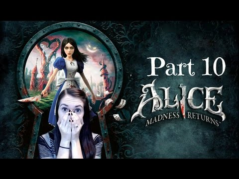 Alice: Madness Returns (Part 10) ANT PEOPLE