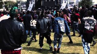 Rock al Parque Habla Solo [Mario Grande] 2014