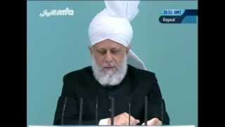 2011-09-02 Die Frömmigkeit der Neukonvertiten der Ahmadiyya Muslim Jamaat