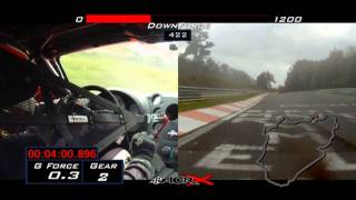 Dodge Viper SRT10 ACR 2011 Videos