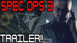 SPEC OPS 3 TRAILER!!!  GRFS :: 'He's the future...'  🞔 Ghost Recon Wildlands 🞔 No Commentary