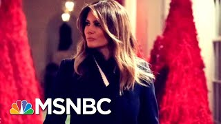 Christmas With The President Donald Trumps Sounds...Awkward | All In | MSNBC