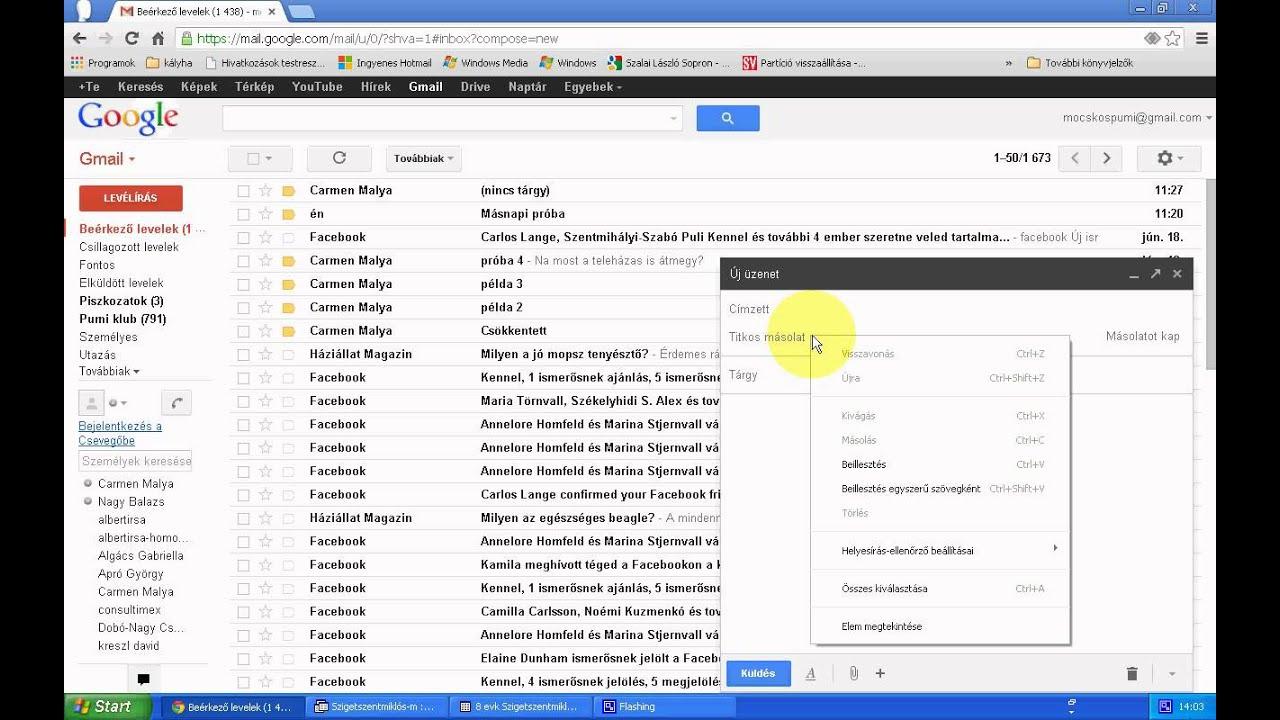 Kor E Mail Youtube