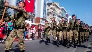 Çerkezköy 30 Ağustos Askeri Geçit Töreni - Tekirdağ Haber Gazetesi