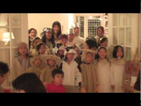 Christmas Carols (Japanese/English)