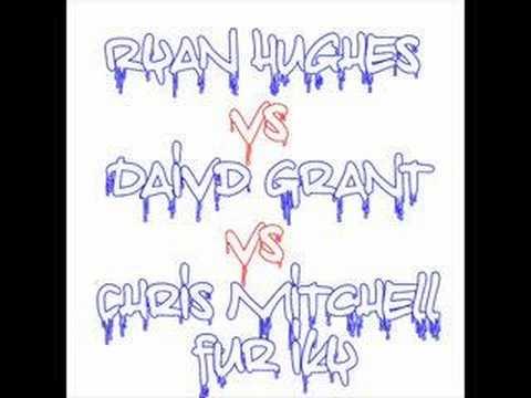 Ryan Hughes vs David Grant vs Chris Mitchell  Fur Iky