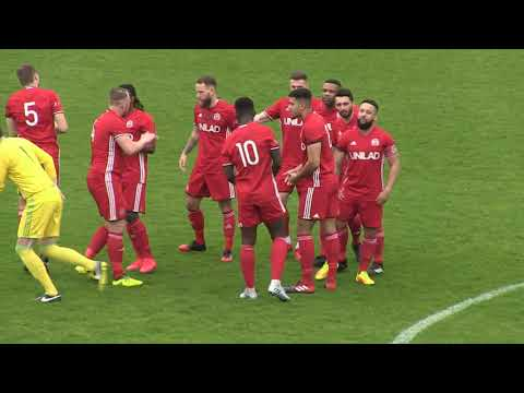 Beaconsfield Town FC v Hayes & Yeading Utd FC | 21-04-18 - Full Evo Stik South East League Match