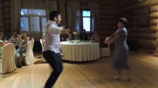 Русская свадьба лизгинка