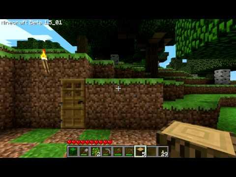 Minecraft Tutorial - Come craftare un letto, costruire una fornace ...