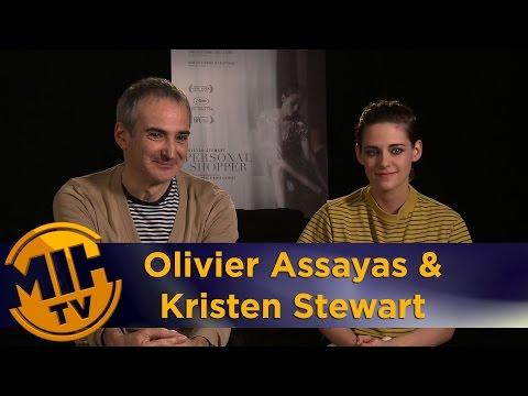 Olivier Assayas & Kristen Stewart Personal Shopper