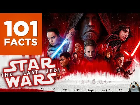 Download Youtube: 101 Facts About Star Wars Episode VIII: The Last Jedi