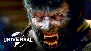 The Wolfman | Transforming Into a Werewolf and Rampaging Through London