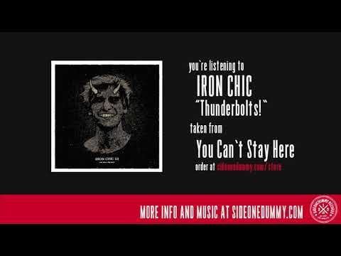 Iron Chic - Thunderbolts!