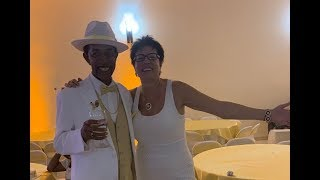 🔴 День рождения Рони 70 лет 🔴 моя красивая чёрная Американская семья 08.02.2019