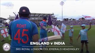Record-Breaker Root Hits Back-To-Back Hundreds | England v India 3rd ODI - Highlights