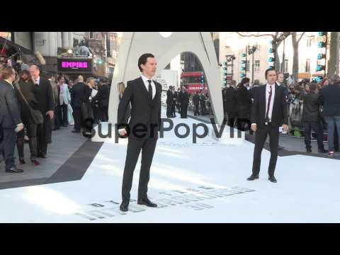 Benedict Cumerbatch at the Star Trek Into Darkness -  UK ...