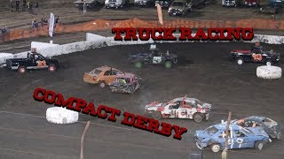 Team Demolition Derby 2018: Compact Derby and Figure 8 Racing