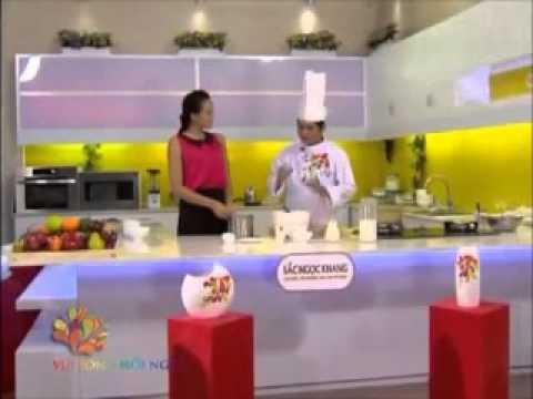 Hướng dẫn làm bánh kem sữa trứng