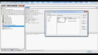 Видео ПЛК Овен подключение по Ethernet к ПК Windows 7