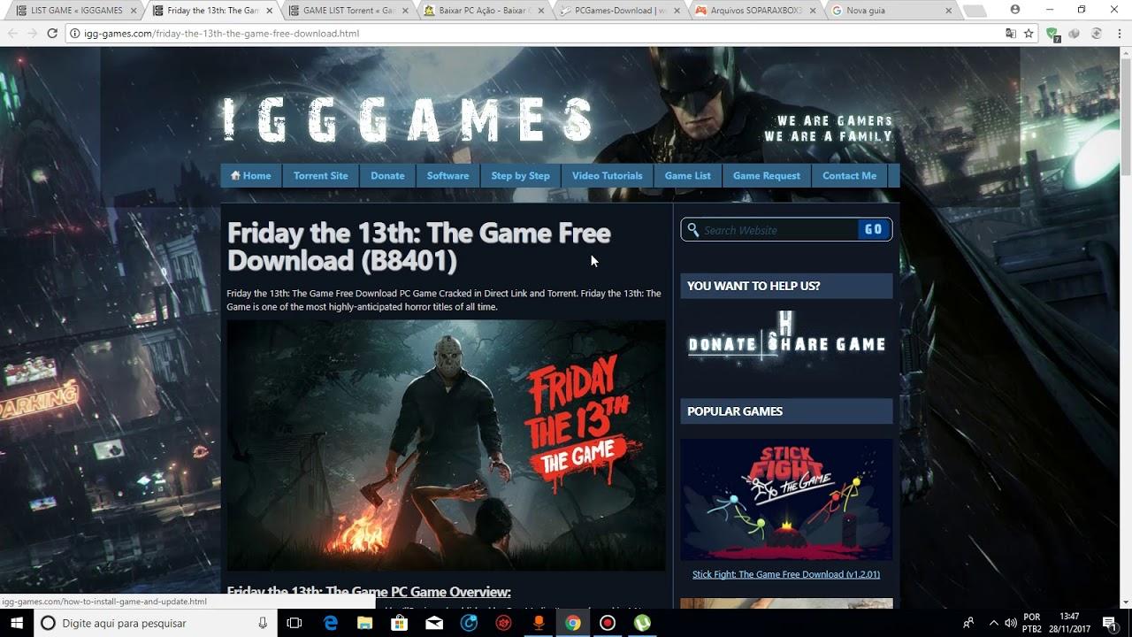 jogos para pc download torrent