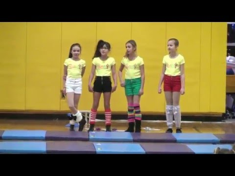 Flanders Mountain View Dance Off 2015