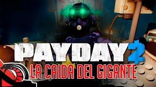 LA CAIDA DEL GIGANTE | Payday 2 - Halloween DLC - En directo