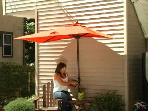The Better Half Patio Umbrella Product Review Video