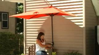 The Better Half Patio Umbrella - Product Review Video