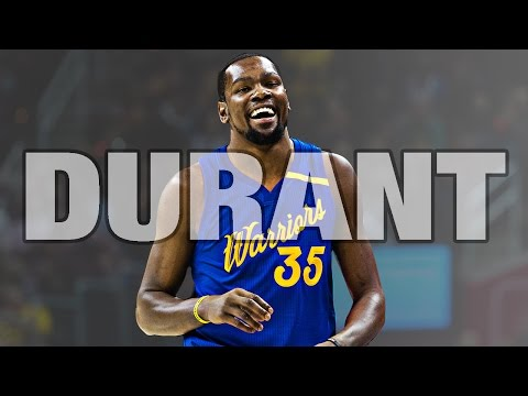 Thumbnail: Kevin Durant West All-Star Starter | 2017 Top 10
