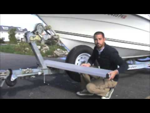 Launch and Walk System, Easy Boat Launching