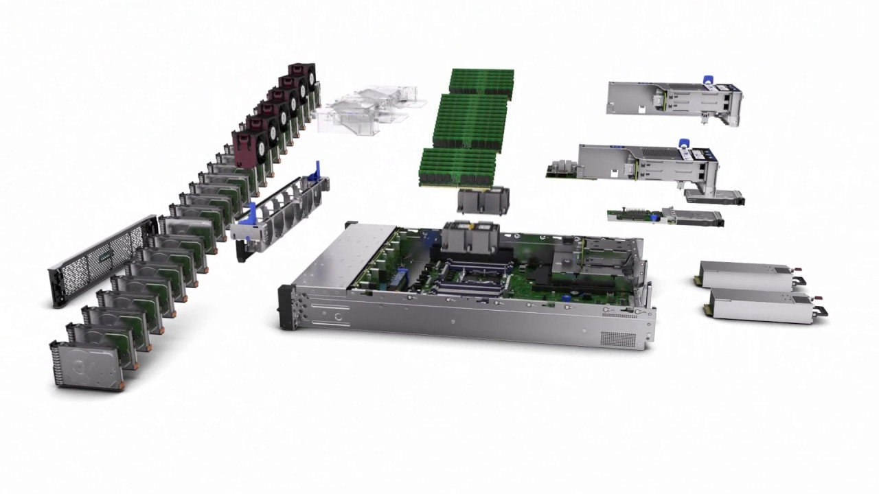 Intelligent Provisioning update on HPE Proliant DL380 Gen9