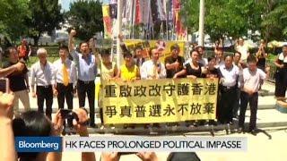 Hong Kong Faces Prolonged Political Impasse