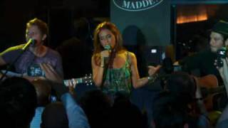 "Jessie James - ""Wanted"" LIVE at Steve Madden"