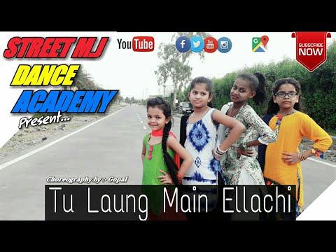 Luka Chuppi: Tu Laung Main Elaachi Dance | Kartik Aaryan, Kriti Sanon | Tulsi Kumar | Tanishk Bagchi