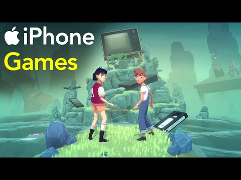 Top 10 iPhone Games 2019