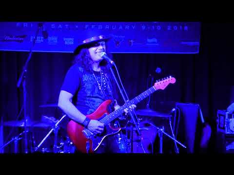 Anthony Gomes--  2018 CIBS Winter Blues Fest