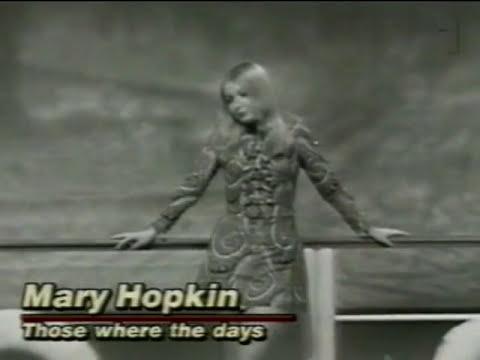 Mary Hopkin (Those were the days) 1968