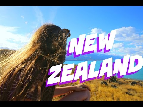 ☀ ROAD TRIP ADVENTURE - New Zealand South Island