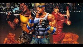 Streets Of Rage Intro Theme (SEGA Mega Drive/Genesis) ✔