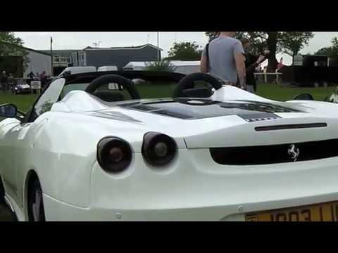 Replica Ferrari F430 Spider From A Toyota Mr2 Youtube