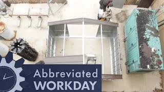 Building a Shed: Abbreviated Workday #49