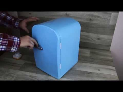 видео: Мини-холодильник thermoelectric cooler/warmer gt-06