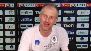 Edi Iordanescu dupa Gaz Metan Politehnica Iasi 3-2   novatv.ro